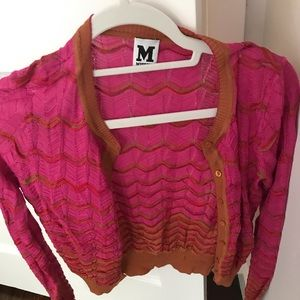 Missoni Sweater / Cardigan!